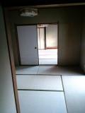 宇部島シェアハウス和室