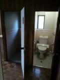 宇部島シェアハウス男性用女性用トイレ
