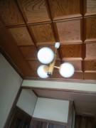 シェアハウス宇部西本町玄関照明