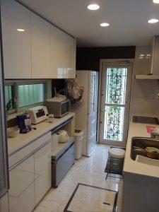 シェアハウス山口赤妻のキッチン